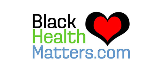 Black Health Matters Logo